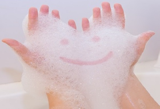 Why Handwashing Makes Us Healthier – and Happier too!