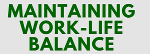 work-life balance in nursing