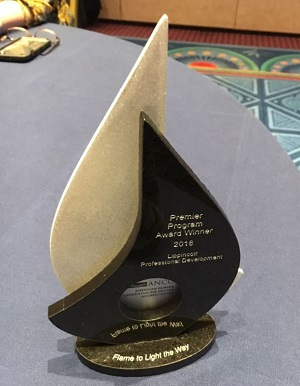 Lippincott Professional Development Accepts ANCC Premier Award