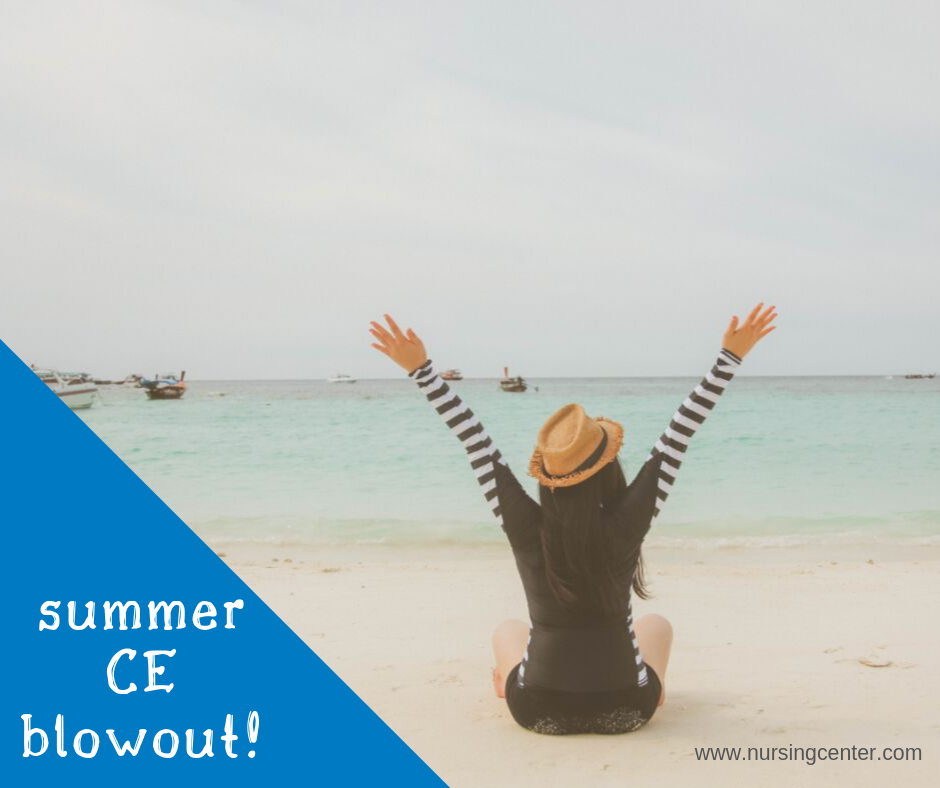 Summer CE Savings