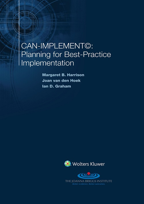 CAN-IMPLEMENT©: Planning for Best-Practice Implementation (Book 20)