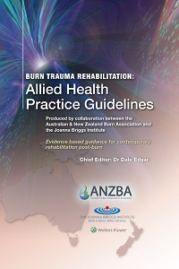 Burn Trauma Rehabilitation: Allied Health Practice Guidelines