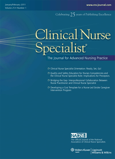 Editorial: LACE, APRN Consensus... and WIIFM (What\'s in It for Me ...
