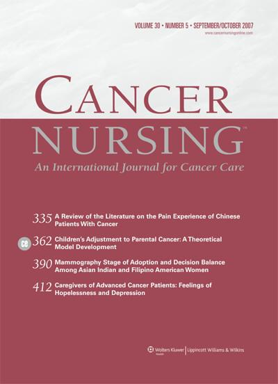 ovarian cancer journal article