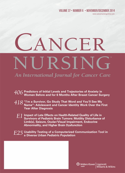 Effectiveness of Music Intervention in Ameliorating Cancer