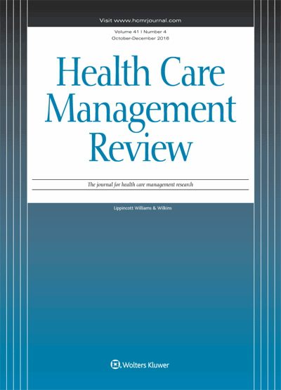 Health Care Management Review