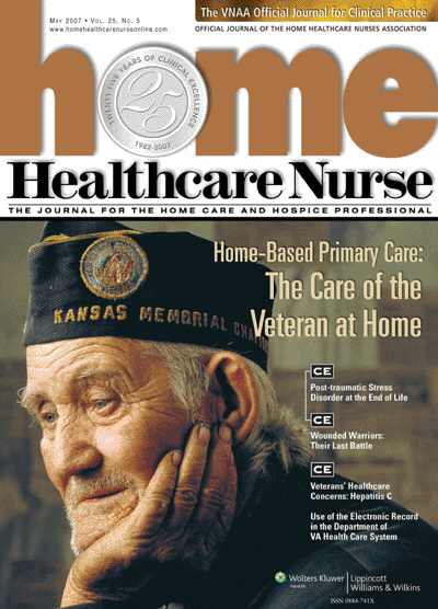 Use of the Electronic Record in the Home-Based Primary Care