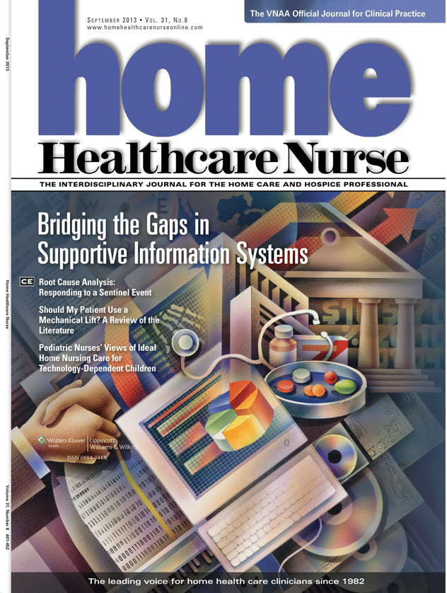 Editorial: Technology and Its Use in Home Care and Hospice | Article
