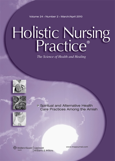 Spiritual and Alternative Healthcare Practices of the Amish