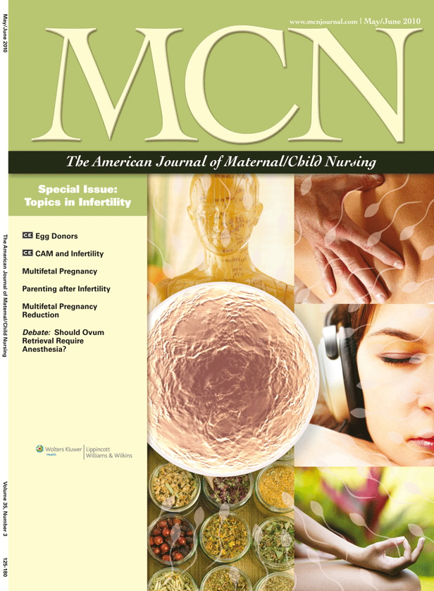 MCN, The American Journal of Maternal/Child Nursing
