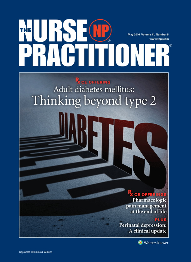 Adult diabetes mellitus: Thinking beyond type 2 | CE Article ...