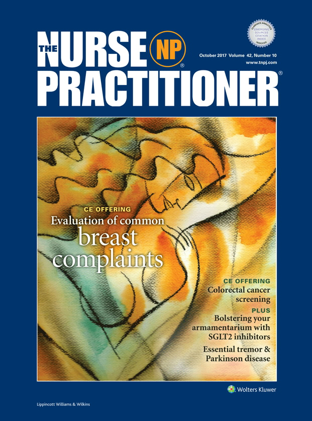 Evaluation of common breast complaints in primary care | CE Article |  NursingCenter