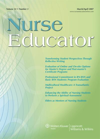 Nurse Educator | March/April 2007 Vol 32 Issue 2 | NursingCenter
