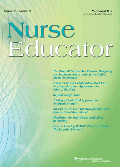 Simulation for High-Stakes Evaluation in Nursing | Article