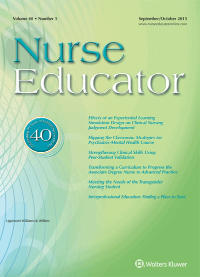 Students' Assessment and Self-assessment of Nursing Clinical Faculty