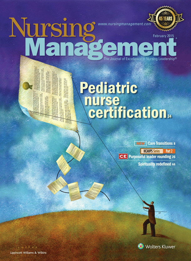 The Value Of Certification What Do Pediatric Nurses Think