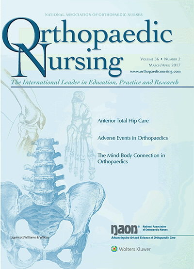 Orthopaedic Nursing
