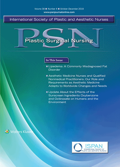 Plastic Surgical Nursing Certification Board | Article
