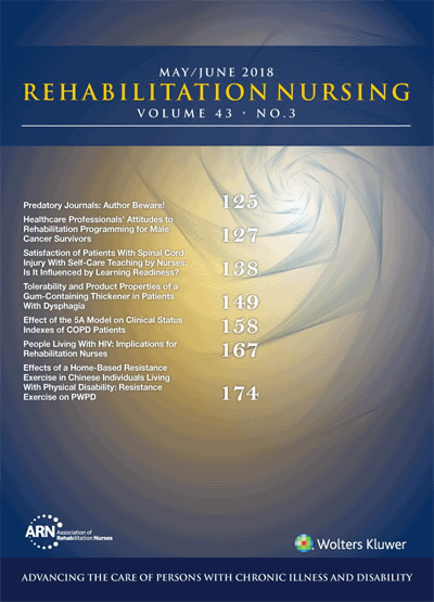 Effects of a Home-Based Resistance Exercise in Chinese