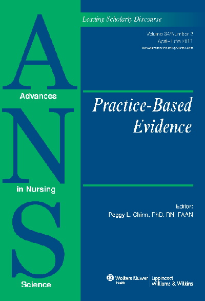 Advances in Nursing Science