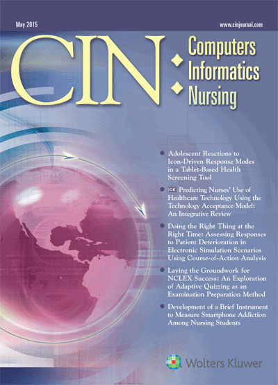 Predicting nurses use of healthcare technology using the technology predicting nurses use of healthcare technology using the technology acceptance model an integrative review ce article nursingcenter fandeluxe Images