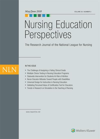 Development of the Certified Nurse Educator Certification Exam: A ...