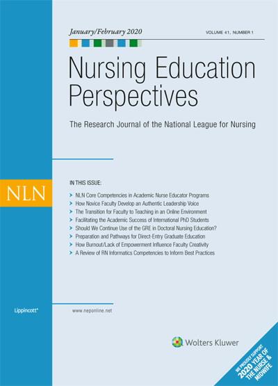 Nursing Education Perspectives