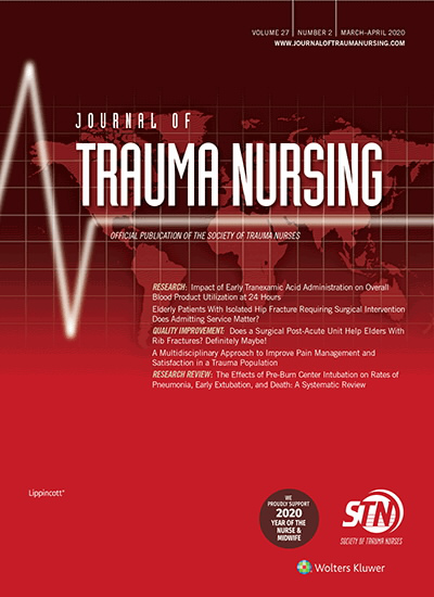 Journal of Trauma Nursing