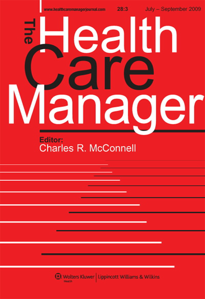 The Health Care Manager
