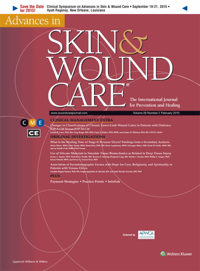 What Is The Healing Time Of Stage Ii Pressure Ulcers Findings From A Secondary Analysis Article Nursingcenter