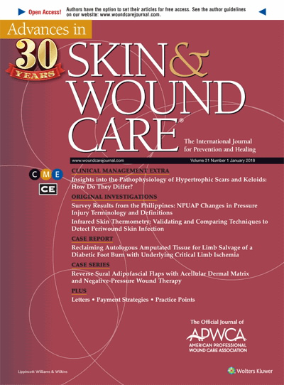 The Cicatrix: The Functional Stage of Wound Healing | Article