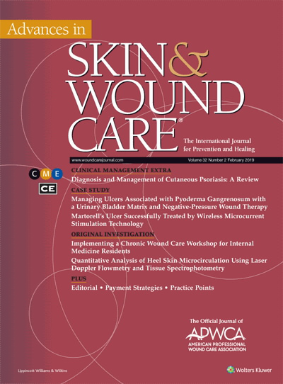 nursing care of patients with psoriasis