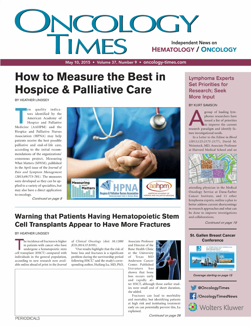 How to Measure the Best in Hospice & Palliative Care