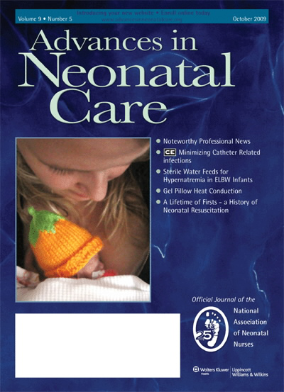 Advances in Neonatal Care