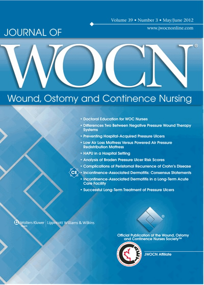 Incontinence-Associated Dermatitis: Consensus Statements, Evidence
