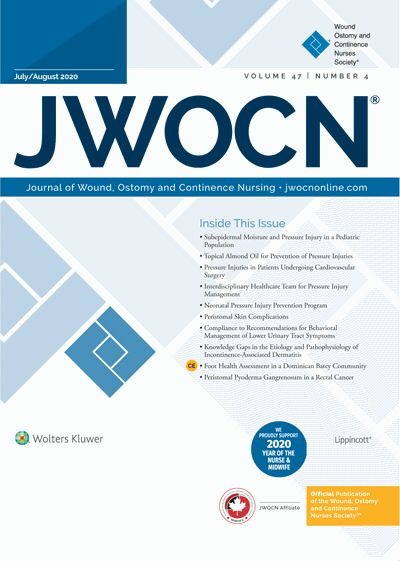 Journal of Wound, Ostomy and Continence Nursing