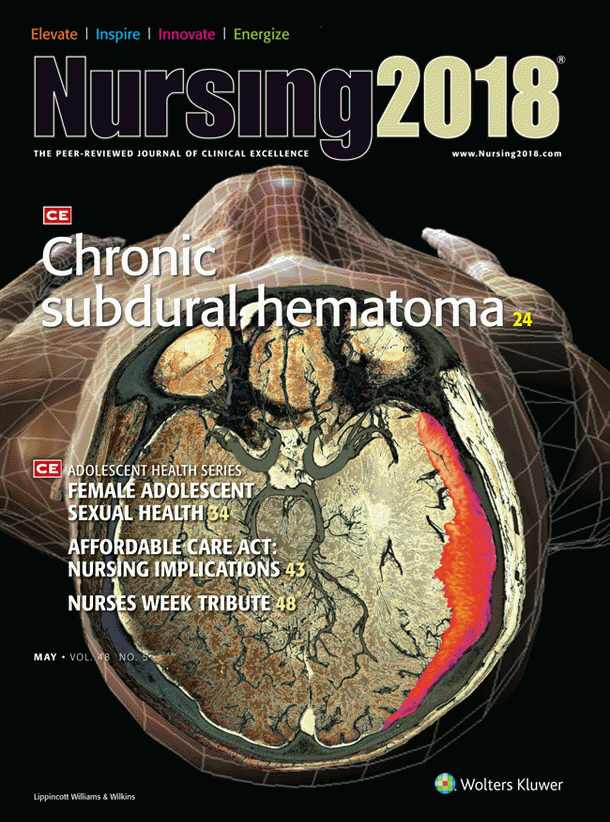 Chronic subdural hematoma: A common complexity | CE Article