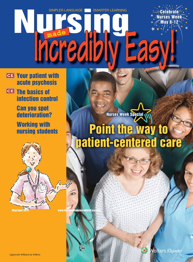 Nursing Made Incredibly Easy!