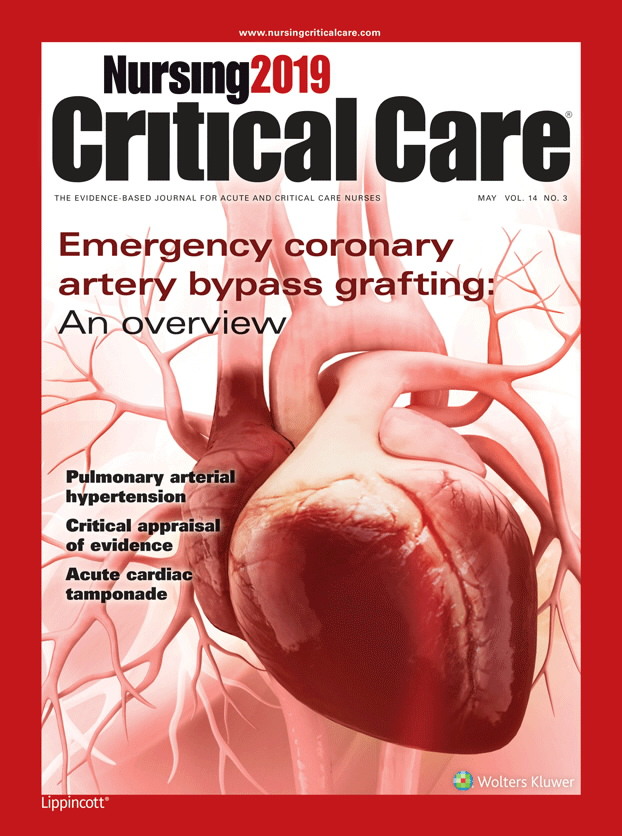 Nursing2019 Critical Care