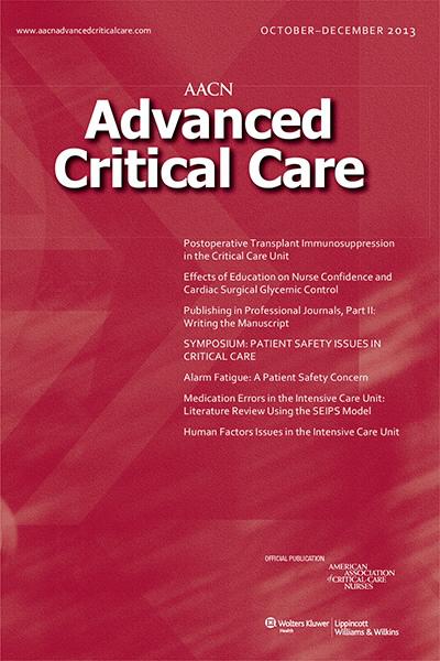 Alarm Fatigue: A Patient Safety Concern | Article