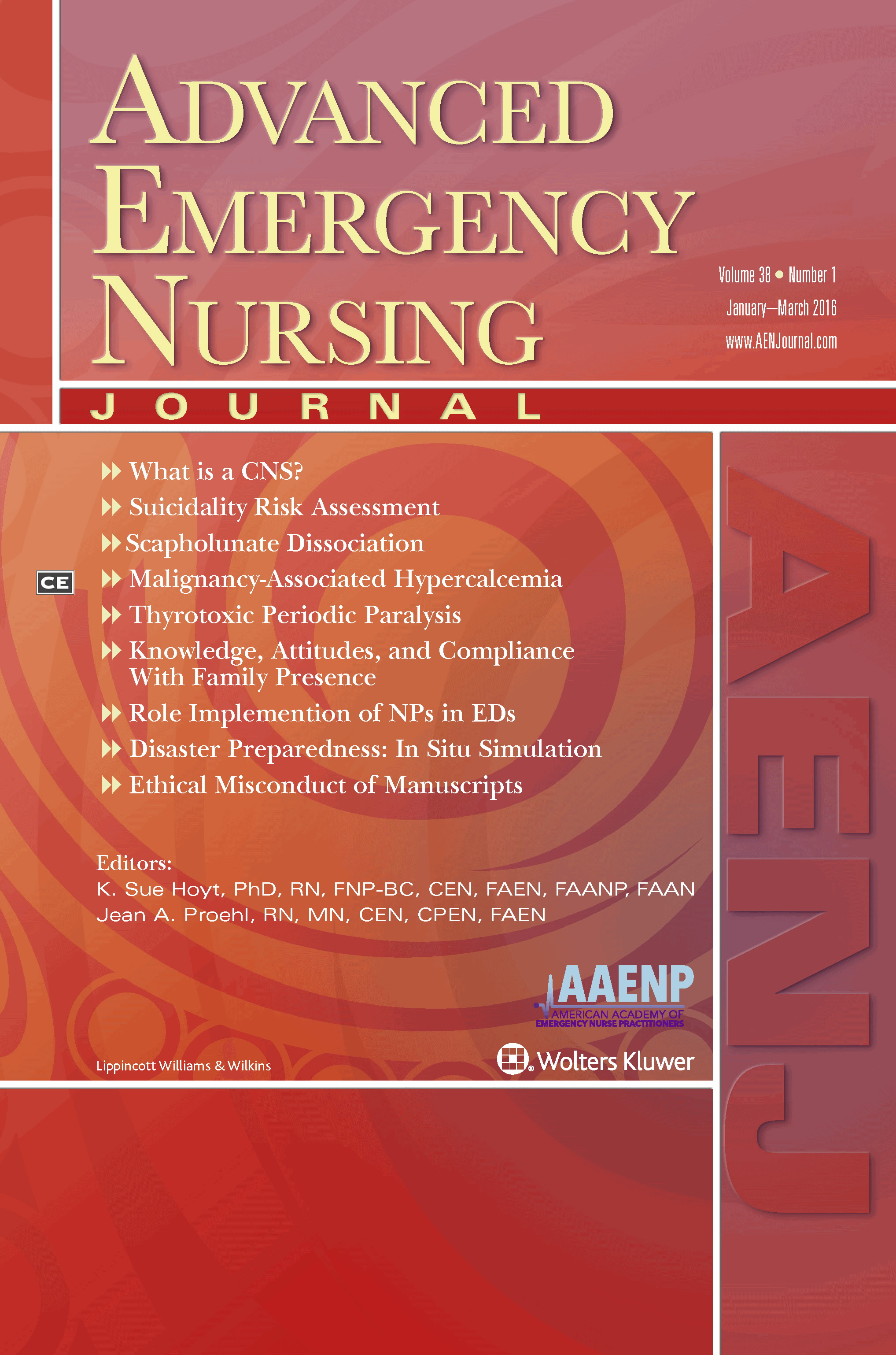Nurse Practitioners in the Emergency Department: Barriers