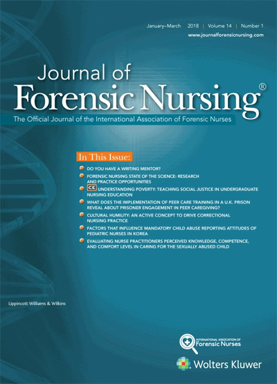 Evaluating Nurse Practitioners Perceived Knowledge Competence And Comfort Level In Caring For The Sexually Abused Child Article Nursingcenter