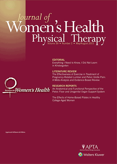 The effectiveness of exercise in treatment of pregnancy related source fandeluxe Choice Image