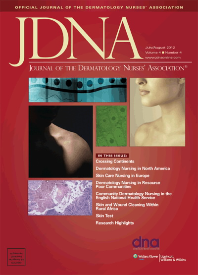 Journal of the Dermatology Nurses' Association