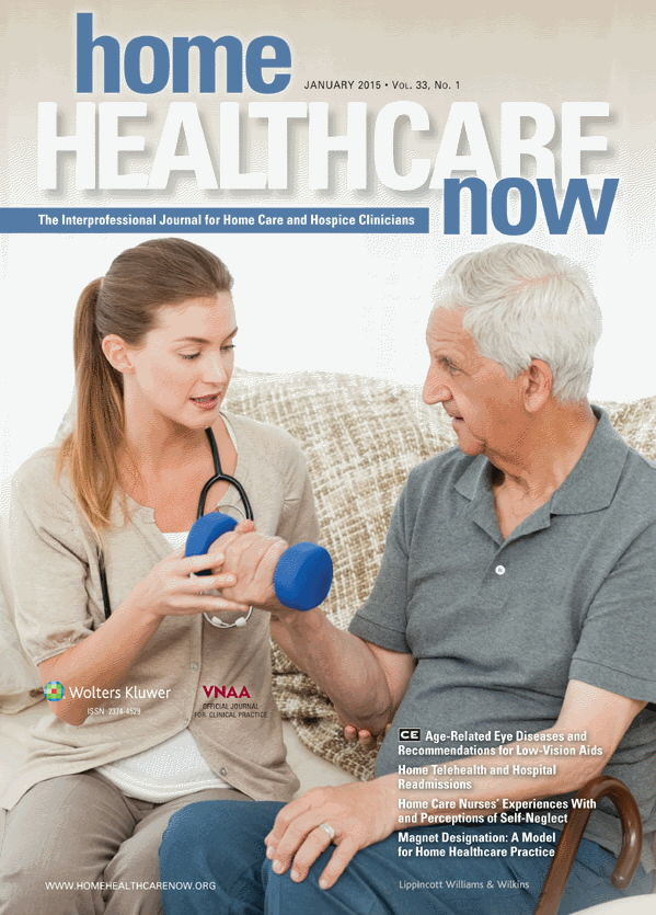 Home Healthcare Now January 2015 Vol33 Issue 1 Nursingcenter