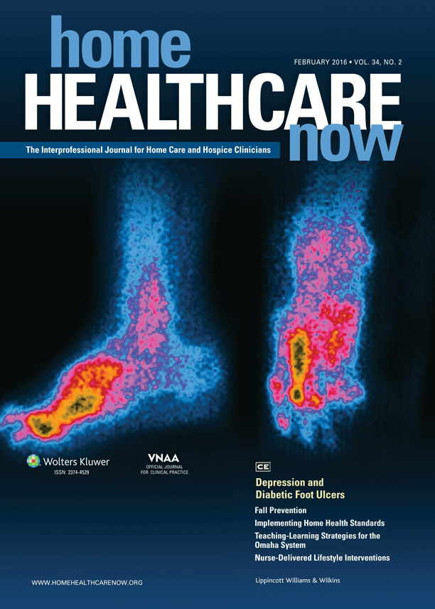 Comorbid Depression and Diabetic Foot Ulcers | CE Article