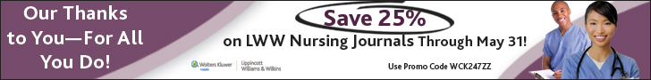 Turn on images to get the most of NursingCenter eNews