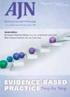 AJN's Evidence-Based Practice Series: Step by Step